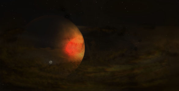 VLA Detects Possible Extrasolar Planetary-Mass Magnetic ...