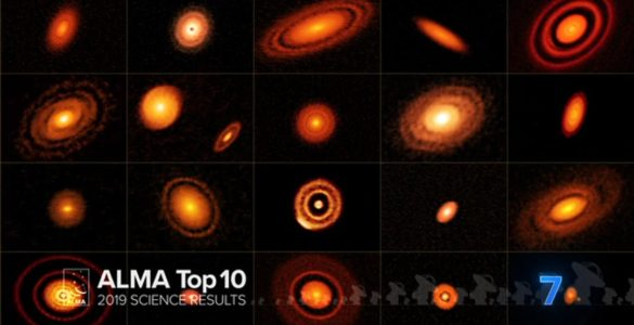 07 – ALMA Top 10: The Sharpest View of Young Stars and Planetary Systems