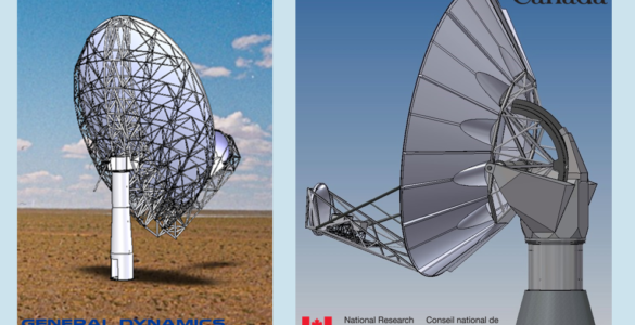 Antenna Design for the Next Generation Very Large Array
