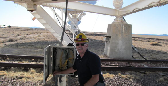 International Group Honors NRAO Employee as Technician of the Year