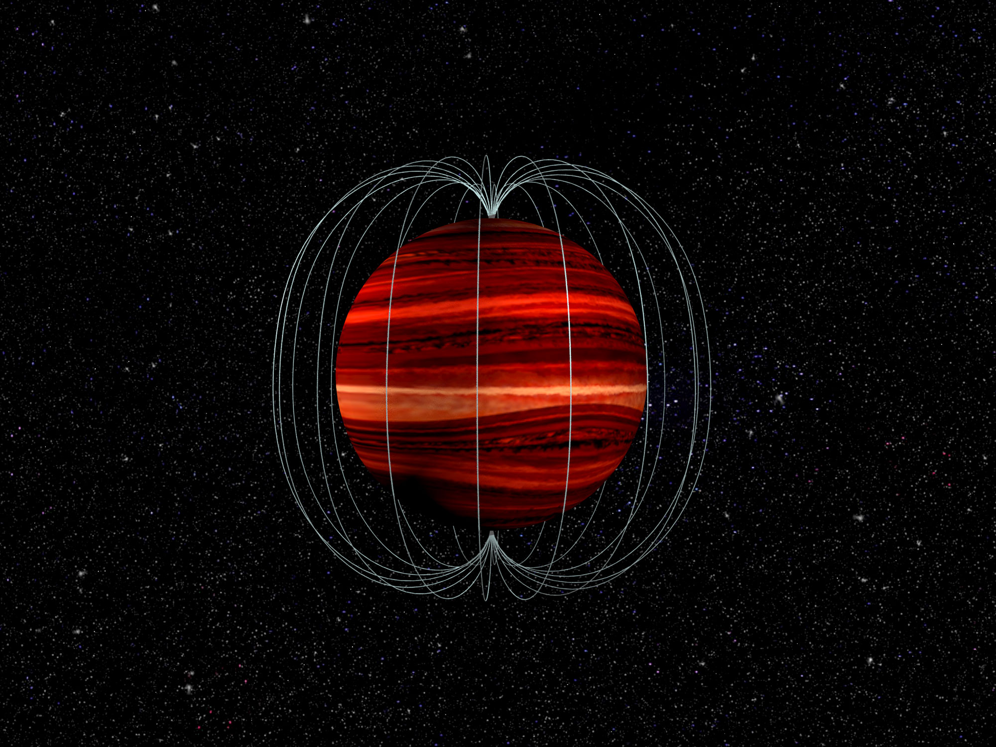 Brown Dwarf and its Magnetic Field