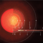 Supergiant Atmosphere of Antares Revealed by Radio Telescopes
