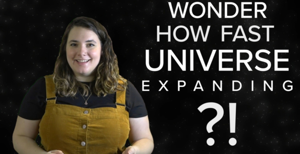 Featured Video: Measuring the Expanding Universe