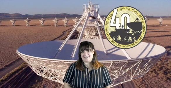 Featured Video: The Very Large Array at 40