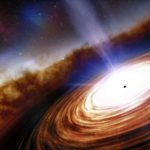Quasar Discovery Sets New Distance Record