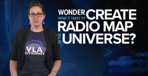Featured Video: Mapping the Radio Sky