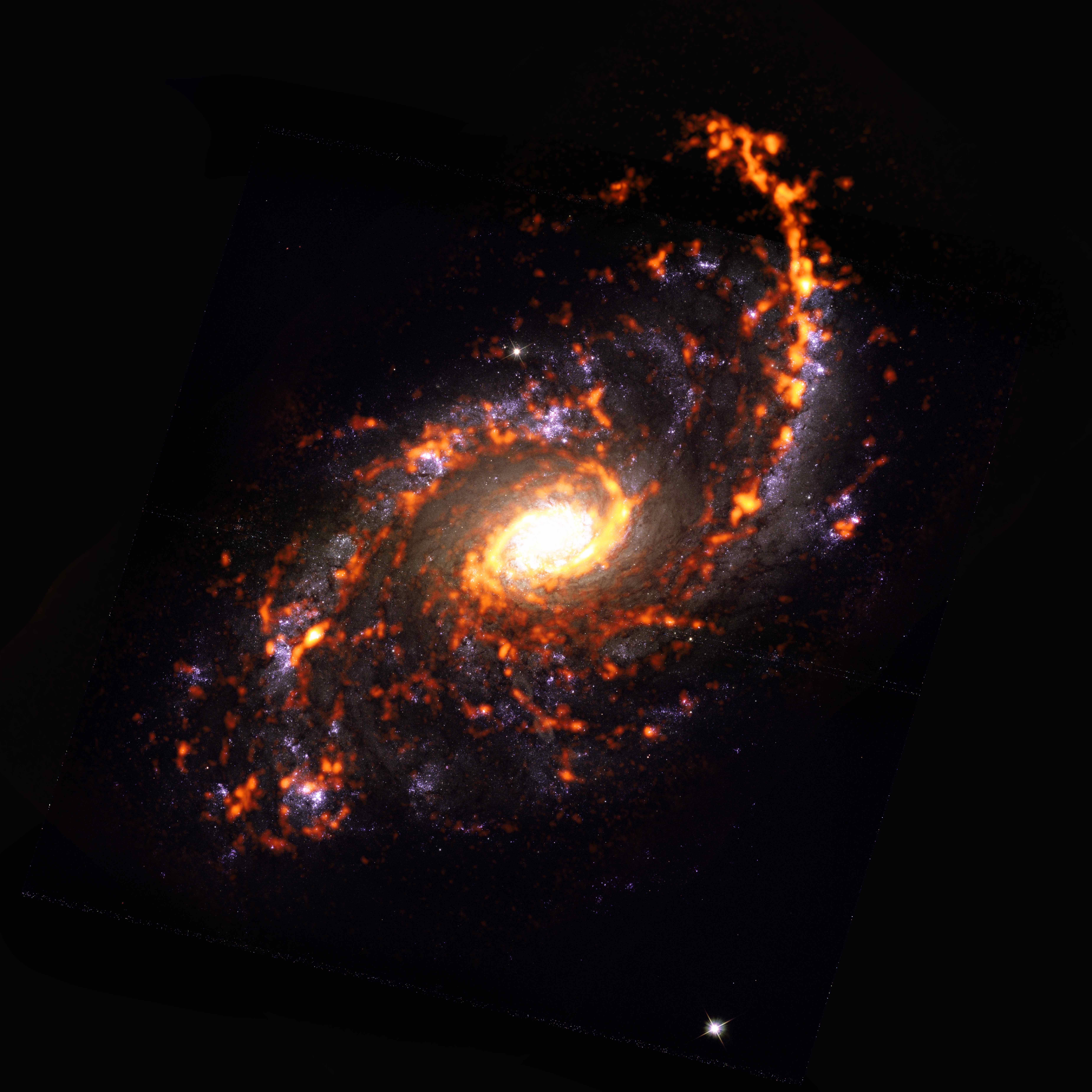 PHANGS-ALMA Survey: NGC5248