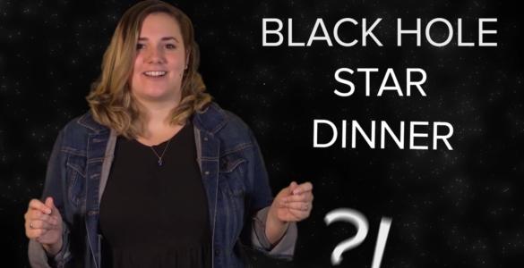 NRAO's Baseline Episode 2: A Black Hole Eats A Star