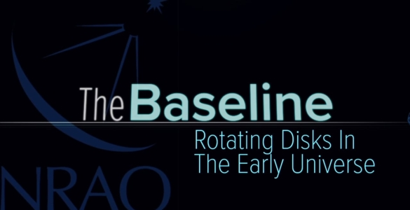 The Baseline 6: Rotating Disks In The Early Universe