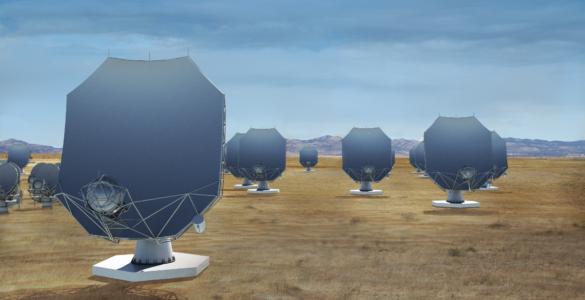 NSF Awards Funding for Next-Generation VLA Antenna Development