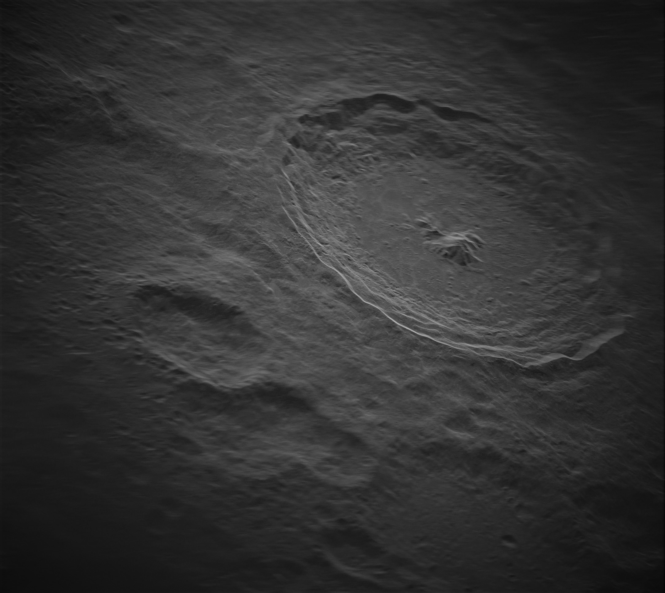 IMAGE RELEASE Moon's Tycho Crater Revealed in Intricate Detail ...