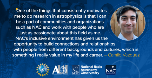 NACtober Showcases Research, Accomplishments of National Astronomy Consortium Participants