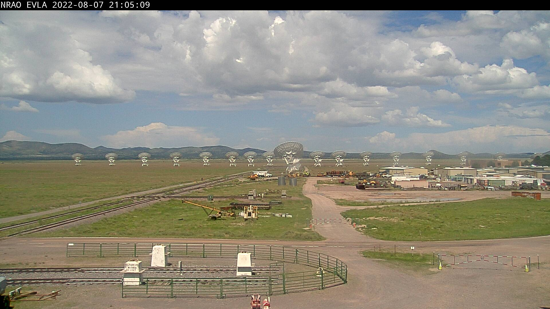 Very Large Array, Socorro County, NM